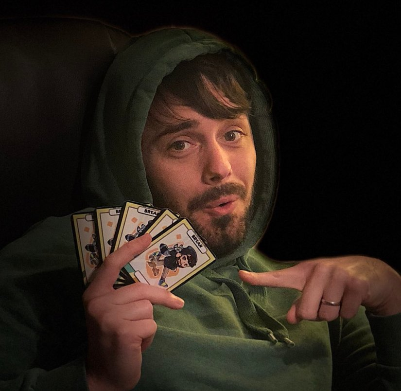 """Humans of Magic"" interview series: Bryan Gottlieb"