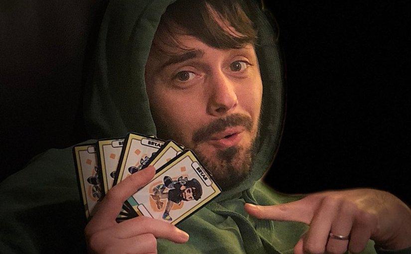 """Humans of Magic"" interview series: BryanGottlieb"