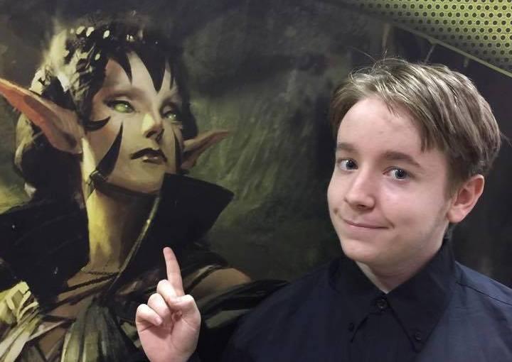 """Humans of Magic"" interview series: AJKerrigan"