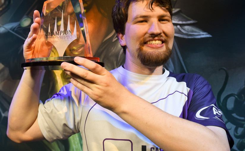 """Humans of Magic"" interview series: Andrew Elenbogen, Pro Tour Guilds of Ravnica Champion"