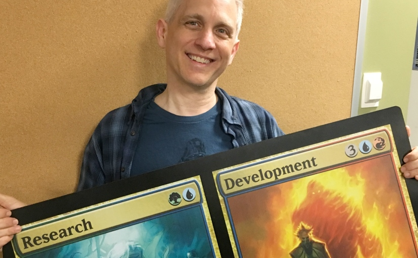 """Humans of Magic"" interview series: Mark Rosewater"