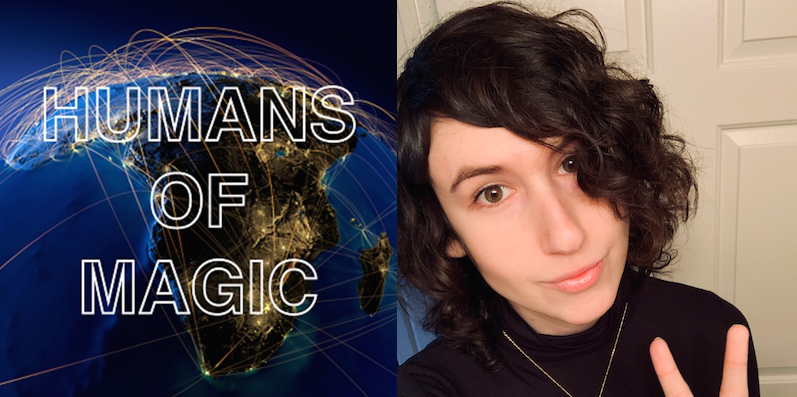The Bloody experience: in her own words | Humans ofMagic