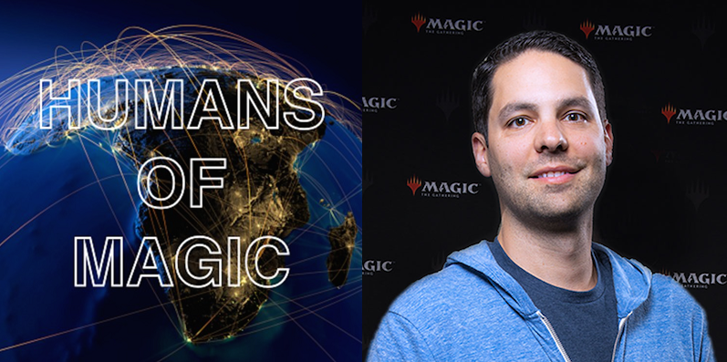 Matt Sperling: Magic's premier contrarian and humorist | Humans of Magic