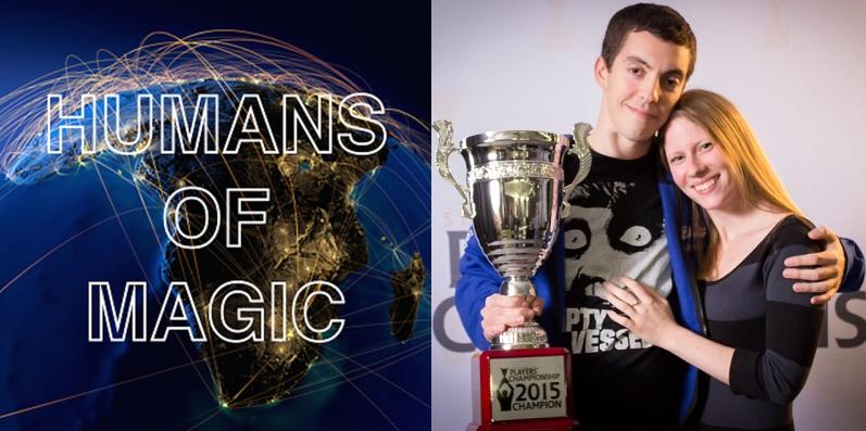Jim Davis on life, competition & balance | Humans ofMagic