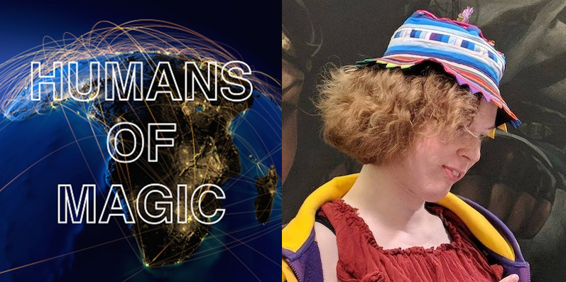 Autumn Burchett | Humans of Magic