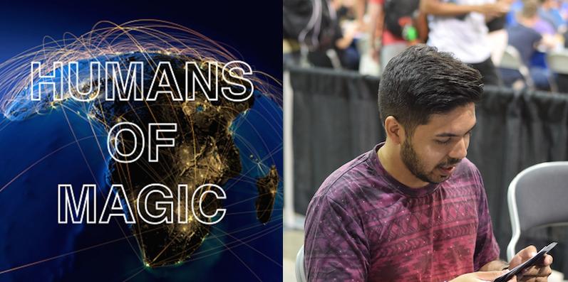 Anuraag Das | Humans ofMagic